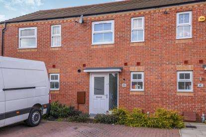 2 Bedrooms Terraced House for sale in Yorkshire Grove, Walsall, West Midlands