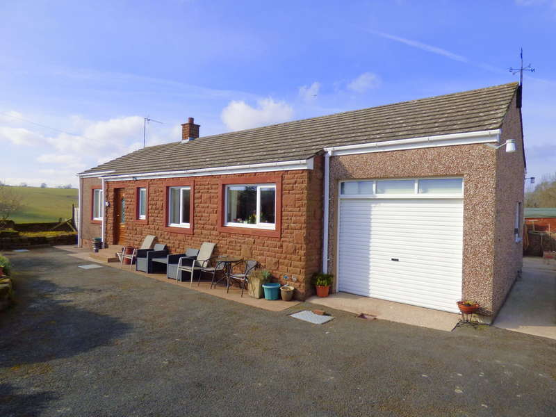 2 Bedrooms Detached Bungalow for sale in Greenrigg
