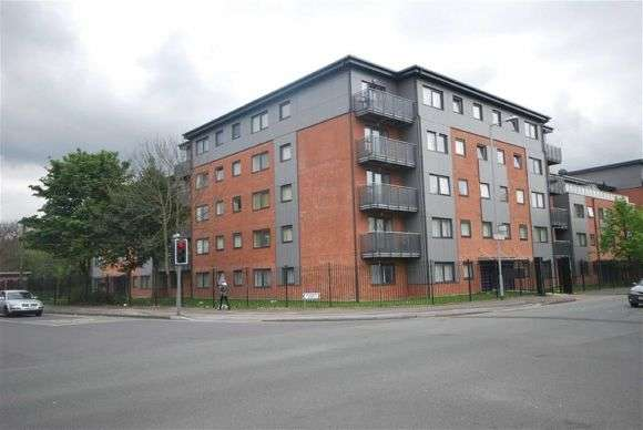 1 Bedroom Flat for sale in Denmark Road, Manchester