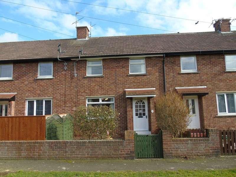 2 Bedrooms Property for sale in Highford Gardens, Morpeth, Northumberland, NE61 2JS