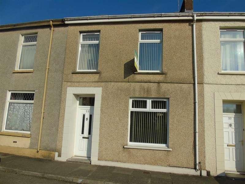 3 Bedrooms Terraced House for sale in New Dock Street, Llanelli