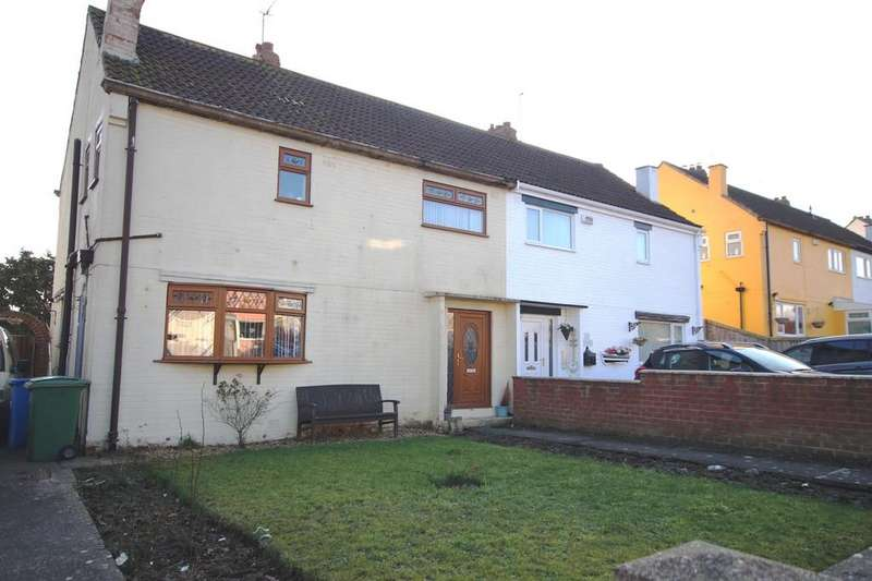 3 Bedrooms Semi Detached House for sale in The Meads, Eastfield