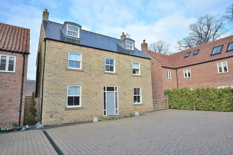 5 Bedrooms Detached House for sale in Laurel House, Buttery Lane, Teversal Village