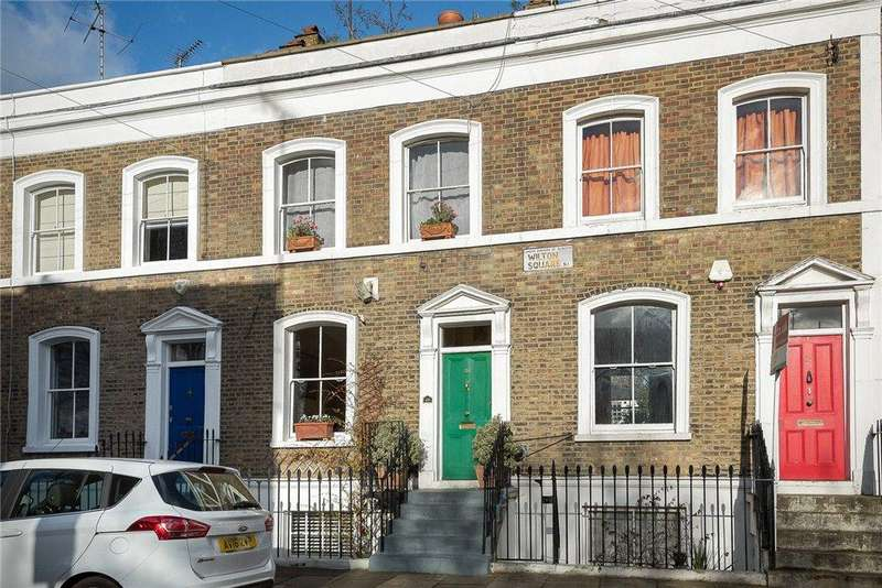 2 Bedrooms Terraced House for sale in Wilton Square, London, N1