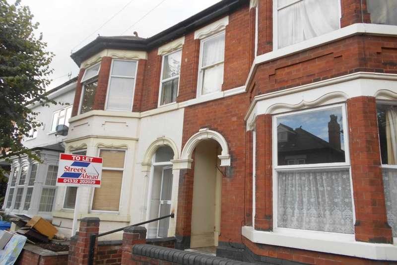 6 Bedrooms Semi Detached House for rent in Buller Street, Littleover