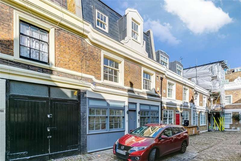 4 Bedrooms Mews House for sale in Denbigh Close, London, W11