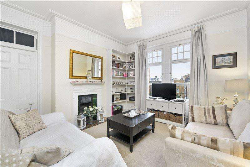 2 Bedrooms Flat for sale in Avonmore Gardens, Avonmore Road, West Kensington, London, W14