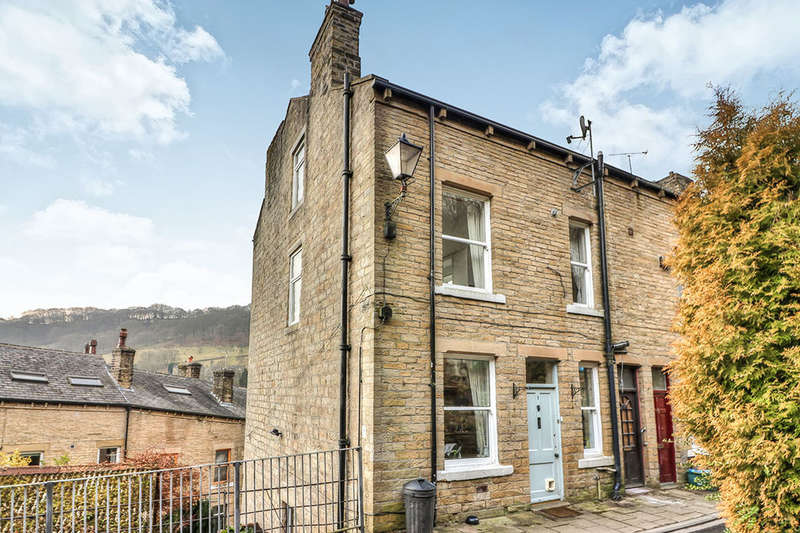 3 Bedrooms Terraced House for sale in Mason Street, Hebden Bridge, HX7
