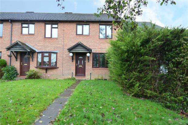 3 Bedrooms Terraced House for sale in Beecham Berry, Basingstoke, Hampshire
