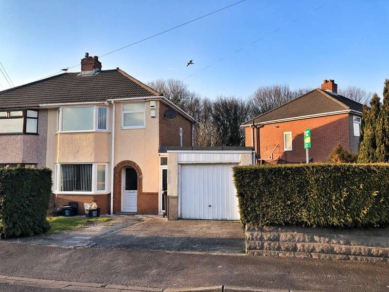 3 Bedrooms Semi Detached House for sale in Pembroke Grove, Newport