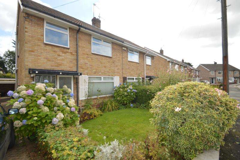 3 Bedrooms Semi Detached House for rent in Lawnswood, Hessle