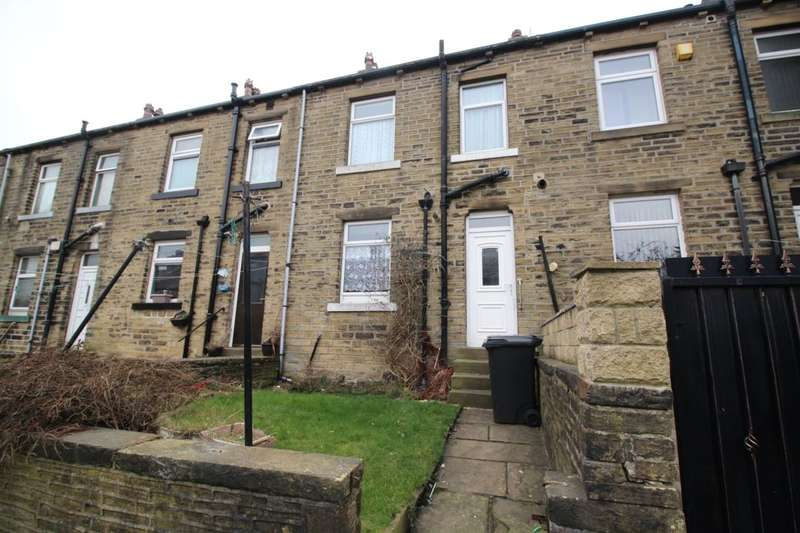 2 Bedrooms Terraced House for sale in Essex Street, Halifax, HX1