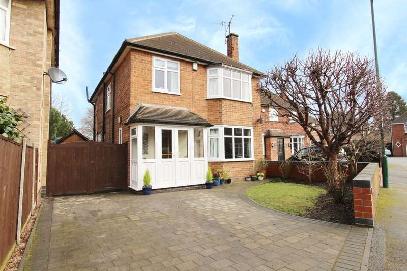 4 Bedrooms Detached House for sale in Tranby Gardens, Wollaton , Nottingham, NG8