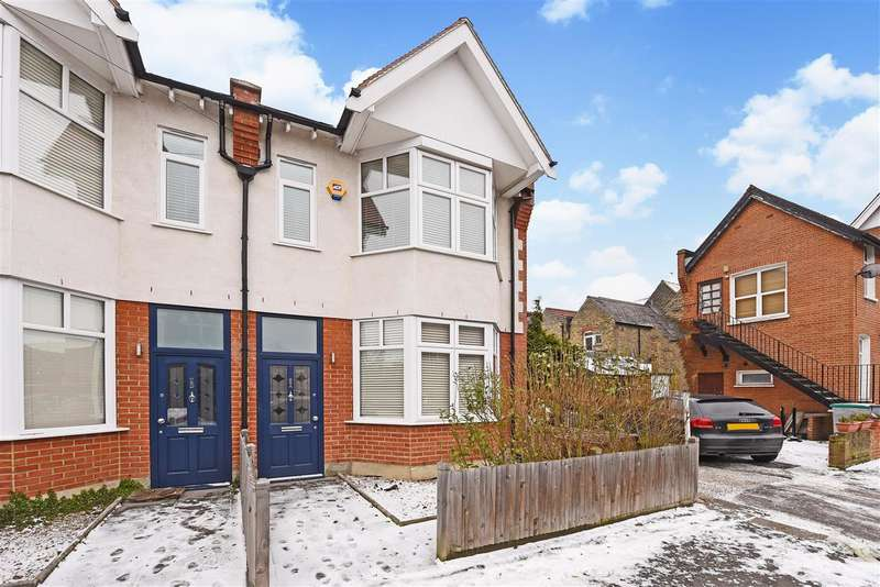 4 Bedrooms Terraced House for sale in Quintin Avenue, Wimbledon Chase