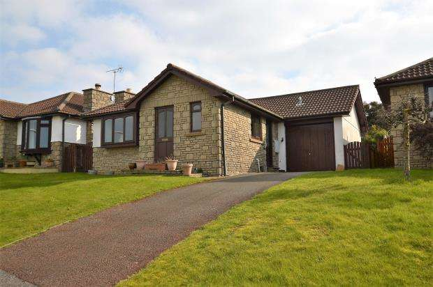2 Bedrooms Detached Bungalow for sale in Meadow View, Goldsithney, Penzance, Cornwall