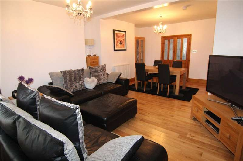 3 Bedrooms Terraced House for sale in North View, Meadowfield, Durham, DH7