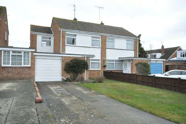 4 Bedrooms Semi Detached House for sale in Ilbury Close, Shinfield, Reading