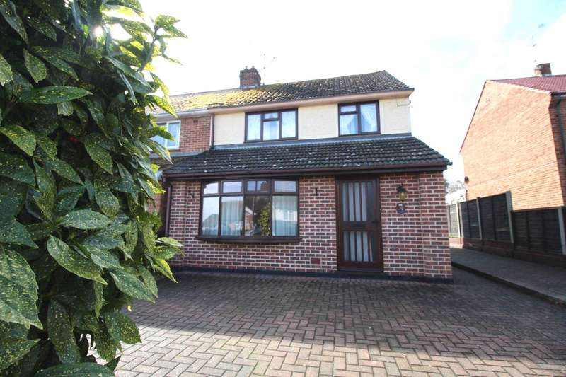 3 Bedrooms Semi Detached House for sale in St Peters Avenue, Maldon