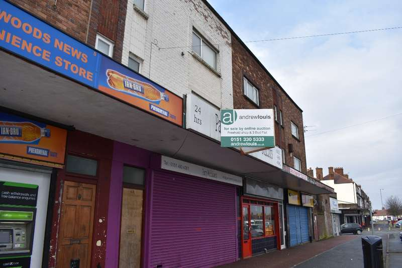 3 Bedrooms Commercial Development for sale in Gentwood Road Huyton L36