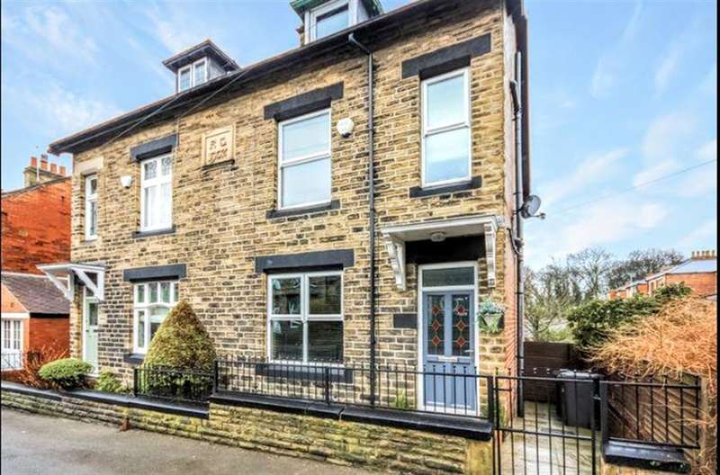 4 Bedrooms Semi Detached House for sale in Guest Road, Barnsley, S75 2SR