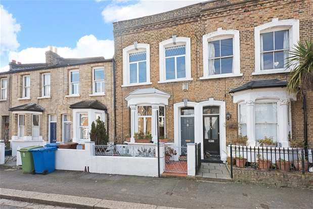 3 Bedrooms Semi Detached House for sale in Borland Road, Nunhead