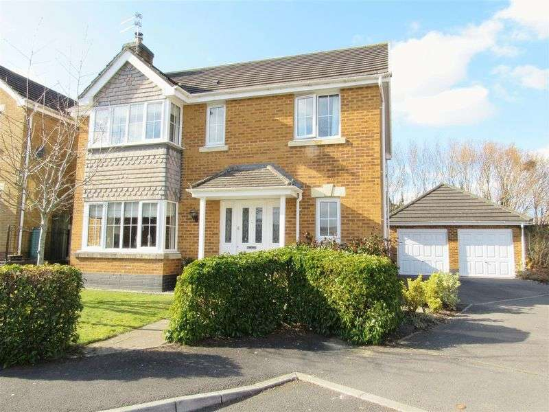 Property for sale in Thorne Way St Mary's Field Cardiff CF5 5DL