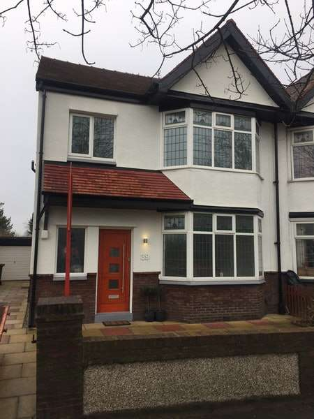 4 Bedrooms Semi Detached House for rent in Liverpool Avenue, Southport, Merseyside, PR8