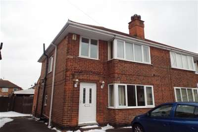 3 Bedrooms Semi Detached House for rent in Heatherley Drive, NG6
