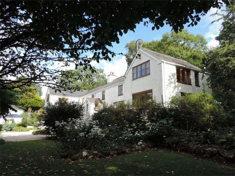5 Bedrooms Detached House for sale in Backingstone Lane, Bishopston, Swansea
