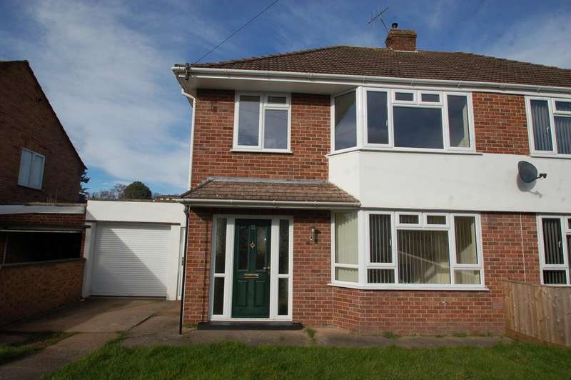 3 Bedrooms Semi Detached House for sale in Greenacre, Wembdon