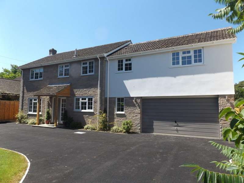 4 Bedrooms Detached House for sale in West Well Lane, Theale