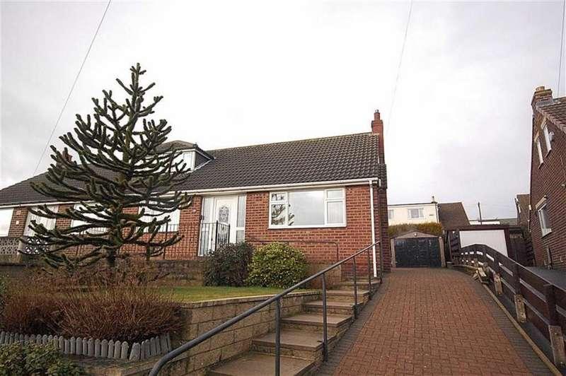 3 Bedrooms Semi Detached Bungalow for sale in Regent Road, Kirkheaton, Huddersfield, HD5