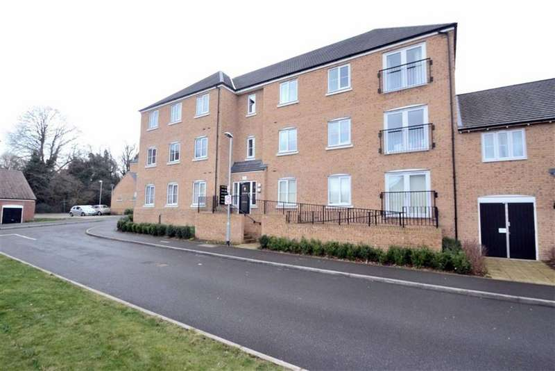 2 Bedrooms Flat for sale in Ravens Dene, Chislehurst, Kent