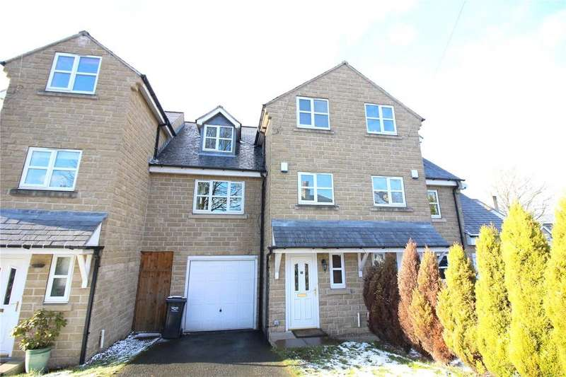 4 Bedrooms Town House for sale in The Copse, Maurice Avenue, Brighouse, HD6