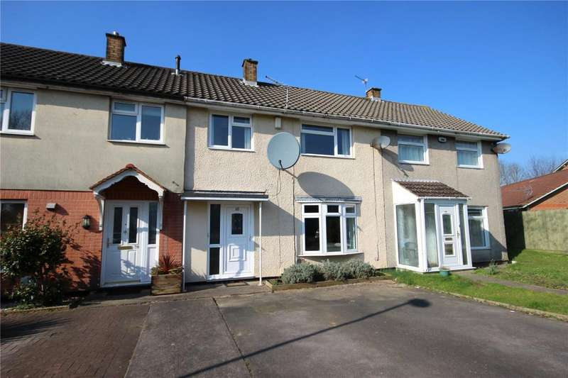 3 Bedrooms Terraced House for sale in Blakeney Road, Patchway, Bristol, BS34