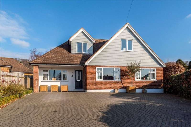5 Bedrooms Detached House for sale in Orchard Way, Kemsing, Sevenoaks, Kent, TN15