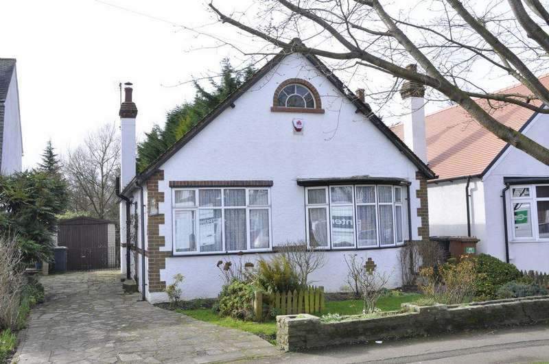 2 Bedrooms Bungalow for sale in Oakmere Lane, Potters Bar, EN6