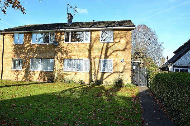 2 Bedrooms Ground Maisonette Flat for sale in Greenhill Road, Moseley, B13