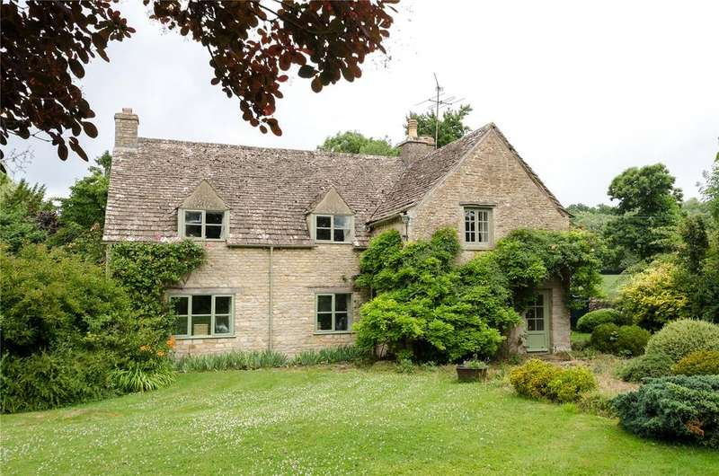 3 Bedrooms Detached House for sale in Barnsley, Cirencester, Gloucestershire, GL7