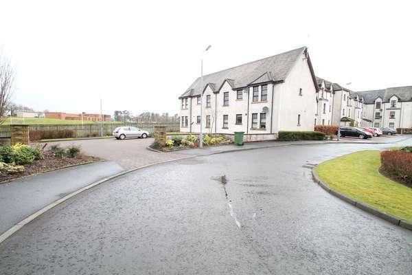 2 Bedrooms Flat for sale in 1/1, 21 Castlefield Court, Millerston, Glasgow, G33 6NN