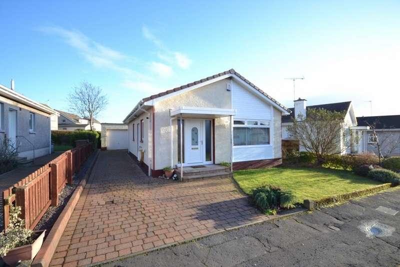 2 Bedrooms Detached Bungalow for sale in 16 Kyle Crescent, Troon, Loans, KA10 7EZ