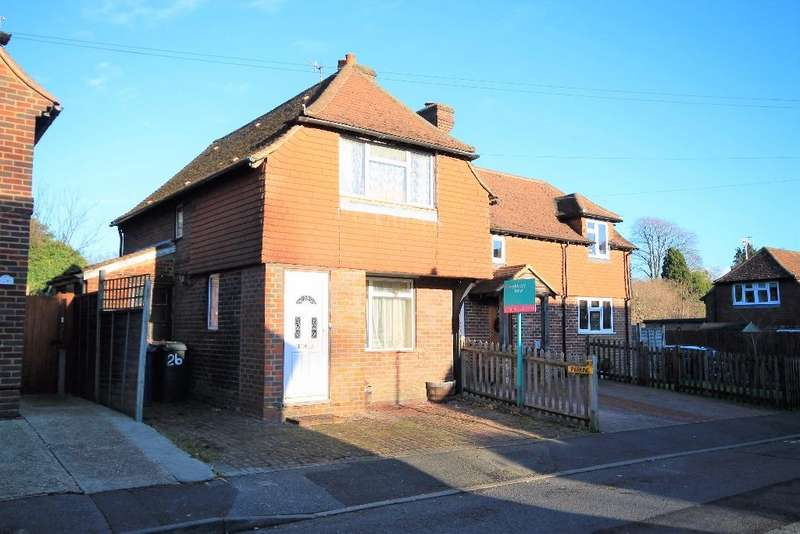 3 Bedrooms Semi Detached House for sale in Bridge Road, Haslemere