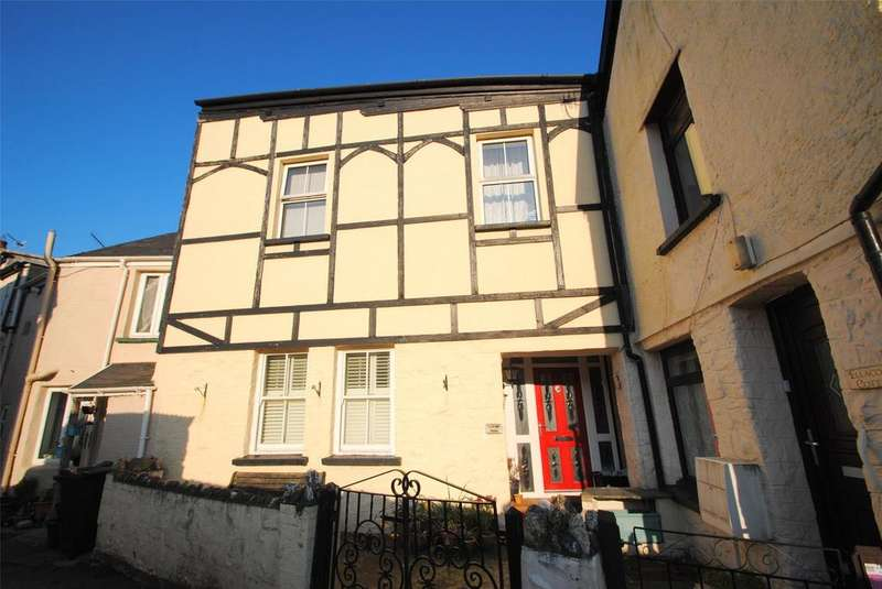 4 Bedrooms Terraced House for sale in High Street, Combe Martin