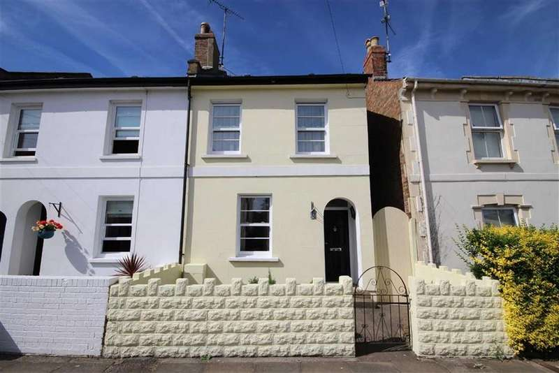 2 Bedrooms End Of Terrace House for sale in Moorend Crescent, Leckhampton, Cheltenham, GL53