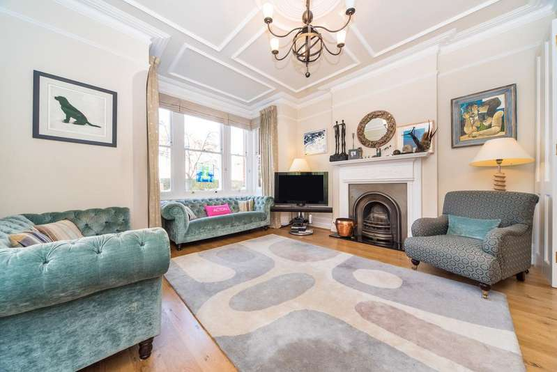 5 Bedrooms House for sale in Buxton Gardens, Acton