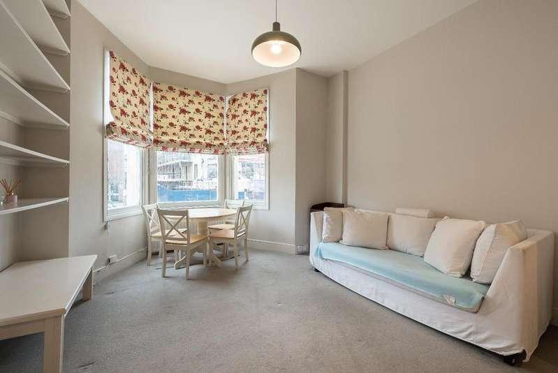 1 Bedroom Flat for sale in STORMONT ROAD, SW11