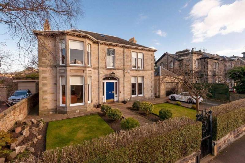 5 Bedrooms Detached House for sale in 31 Lauder Road, Edinburgh, EH9 2JG