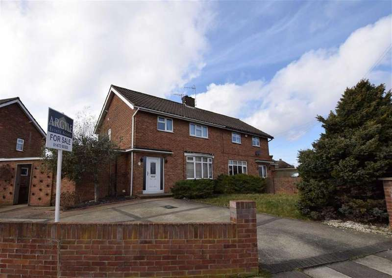 3 Bedrooms Semi Detached House for sale in Braemar Road, Cleethorpes, North East Lincolnshire