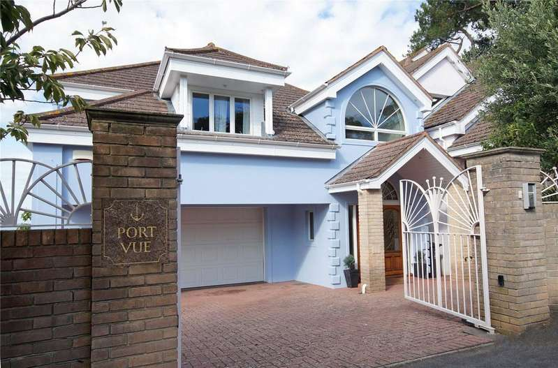 3 Bedrooms Detached House for rent in Brownsea View Avenue, Lilliput, Poole, Dorset, BH14
