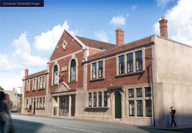 Studio Flat for sale in Guild Heritage House, Braggs Lane, Bristol, BS2